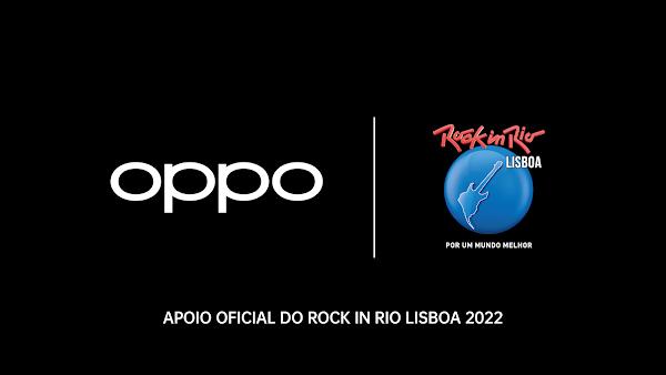 OPPO junta-se ao Rock in Rio Lisboa
