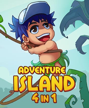 Descargar Adventure Island: 4 en 1 [PC] [Full] [1-Link] [Español] Gratis [MEGA]