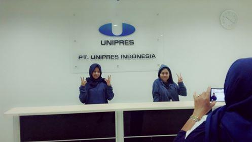 Info Lowongan Kerja PT Unipres Indonesia Bagian Operator Produksi