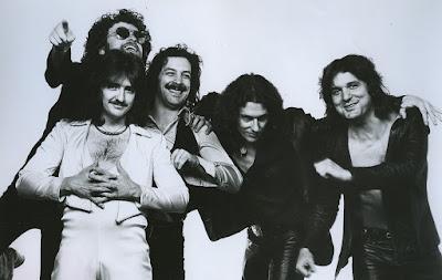 Blue Oyster Cult circa 1977