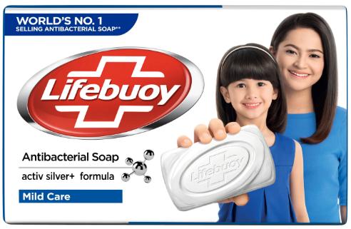 cuci tangan pakai lifebuoy