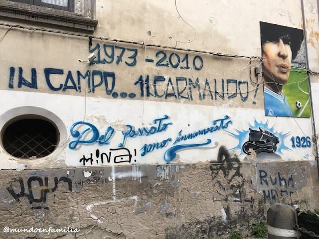Pintada en Largo Proprio di Araniello