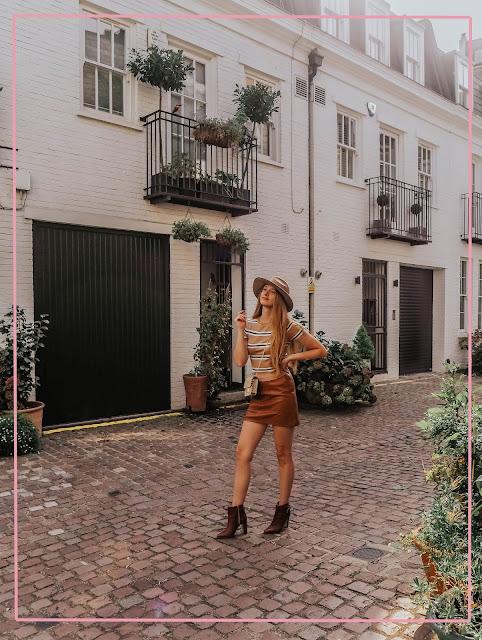 London London Fashion Blog Autumn Styling