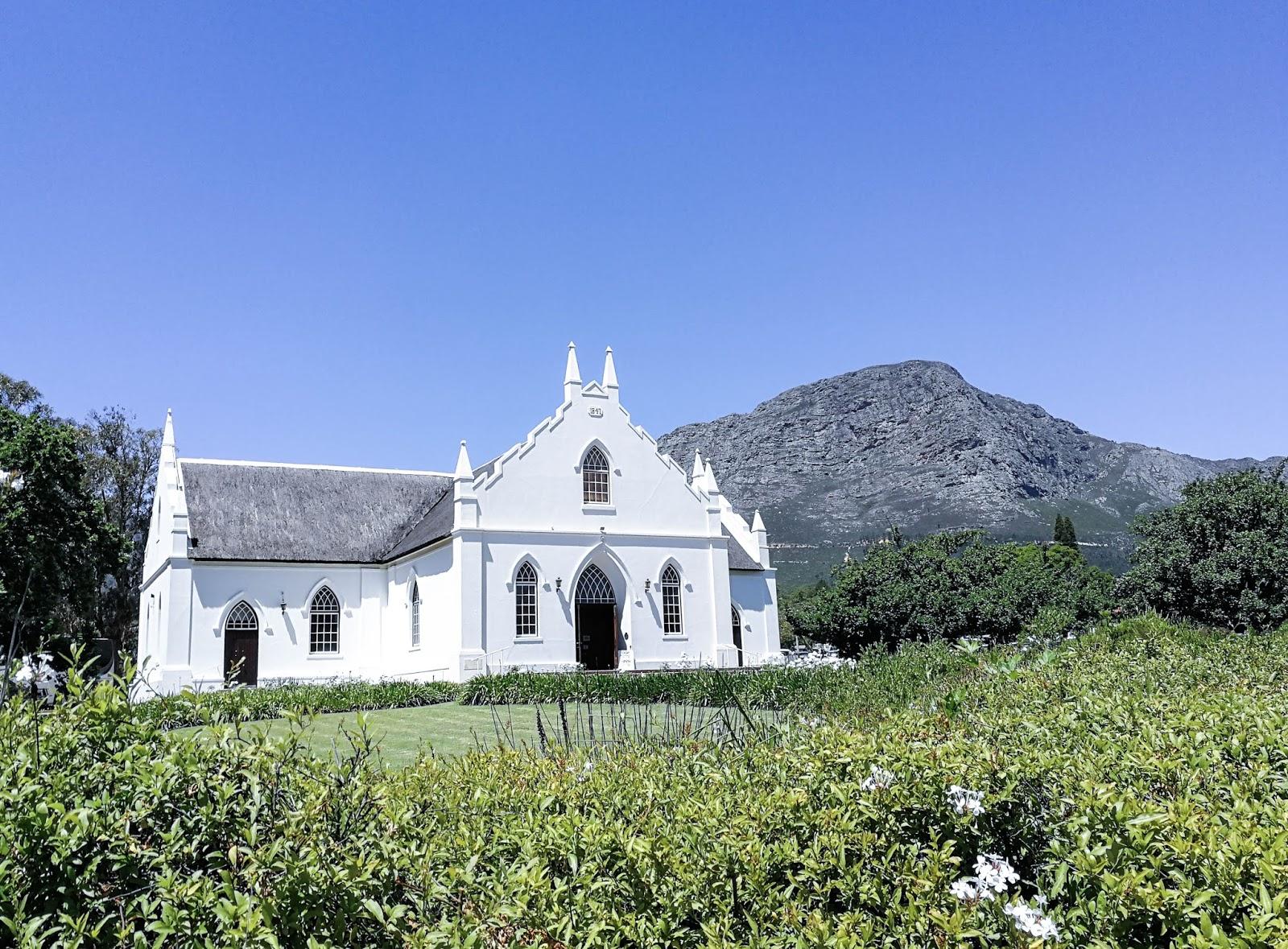 cape town kapkaupunki franschhoek etelä-afrikka south africa