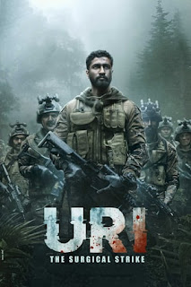 Download Film Uri: The Surgical Strike (2019) Subtitle Indonesia