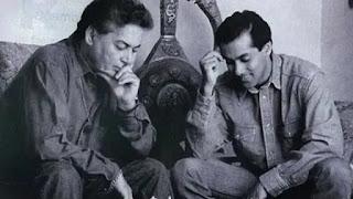 salman khan burn his father salim khan one month salary