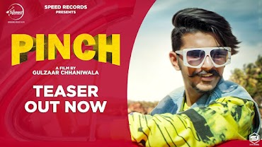 Pinch Lyrics | Gulzar Chaniwala | Speed Records