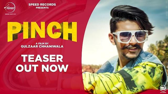 Pinch Lyrics | Gulzar Chaniwala | Speed Records