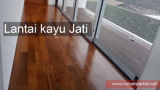 produk lantai kayu parket surabaya