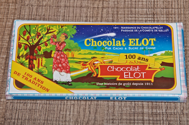 Chocolat Elot - Antilles - Chocolate - Chocolat Noir - Dark Chocolate - Dessert - Martinique