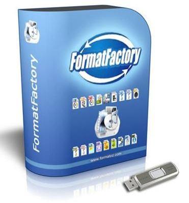 Format Factory 3.9 โปรแกรมแปลงไฟล์เพลง หนัง ทุกนามสกุลล่าสุด