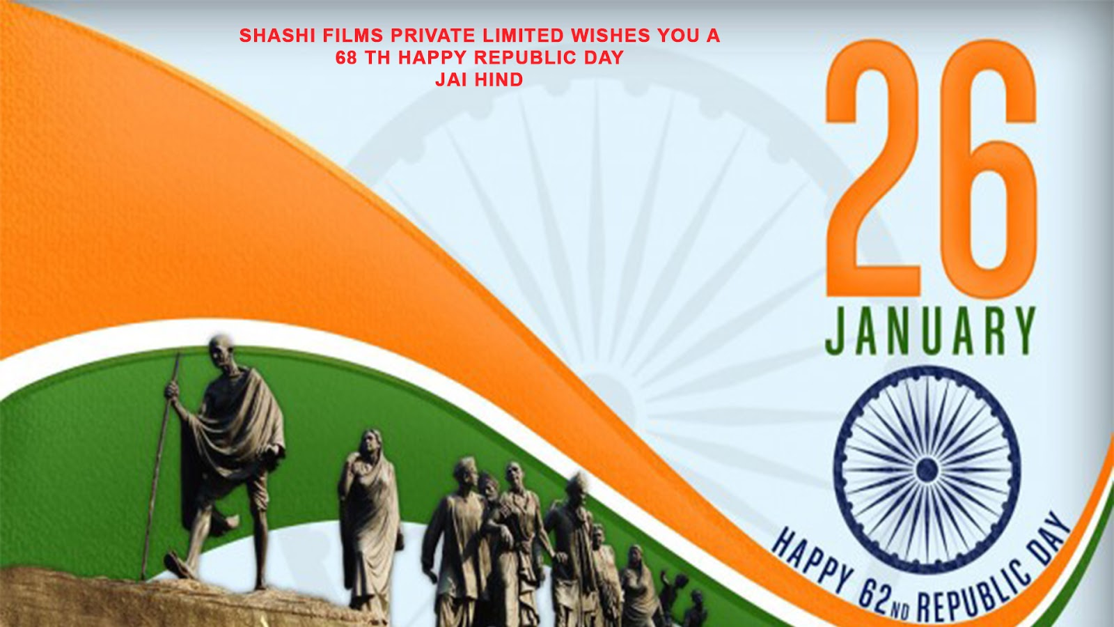 JAI HIND | Shashi Films Private Limited