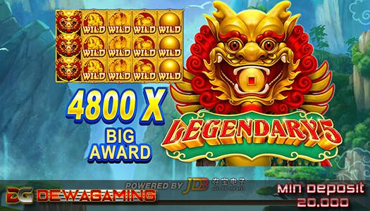 Legendary5 Fafaslot88 20 Ribuan