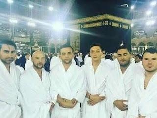 7 Pemain Sepak Bola Muslim Yang Sudah Umrah