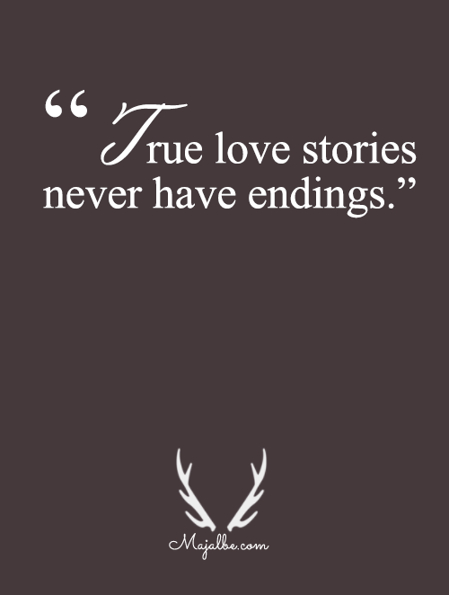Endings Are Not Existent