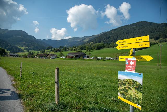 E-Bike Tour zum Statzer-Haus auf dem Hundstein  Region Hochkönig 04