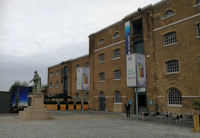 London 2017 - Museum of London Docklands