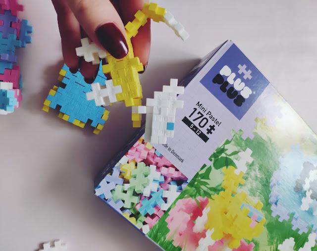 Klocki Plus Plus Mini - Kreatywna zabawa dla małych i dużych