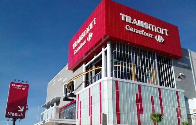 Lowongan Kerja Besar-Besaraan Transmart Cilegon