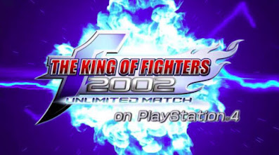 The King of Fighters 2002 Unlimited Match is Availabel on PS4