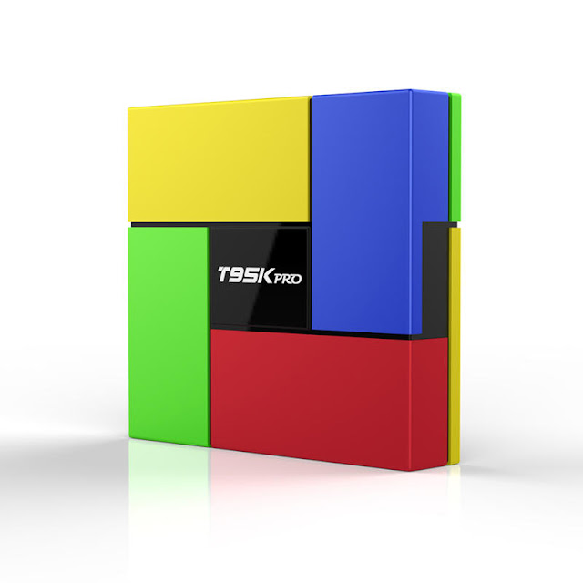 T95K Pro Android TV Box