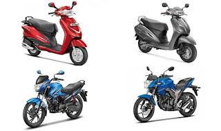 BS4 Two wheeler