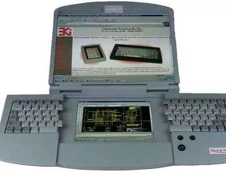 Laptop Unik di Dunia