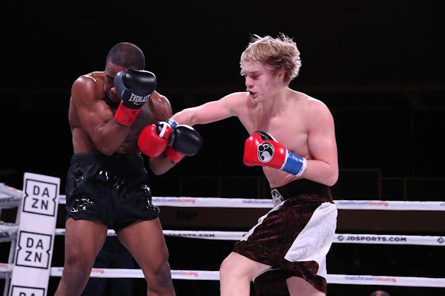 Nikita Ababiy Brutally Knocks Out Cory Dulaney