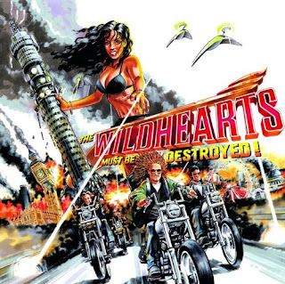 The Wildhearts' The Wildhearts Must Be Destroyed