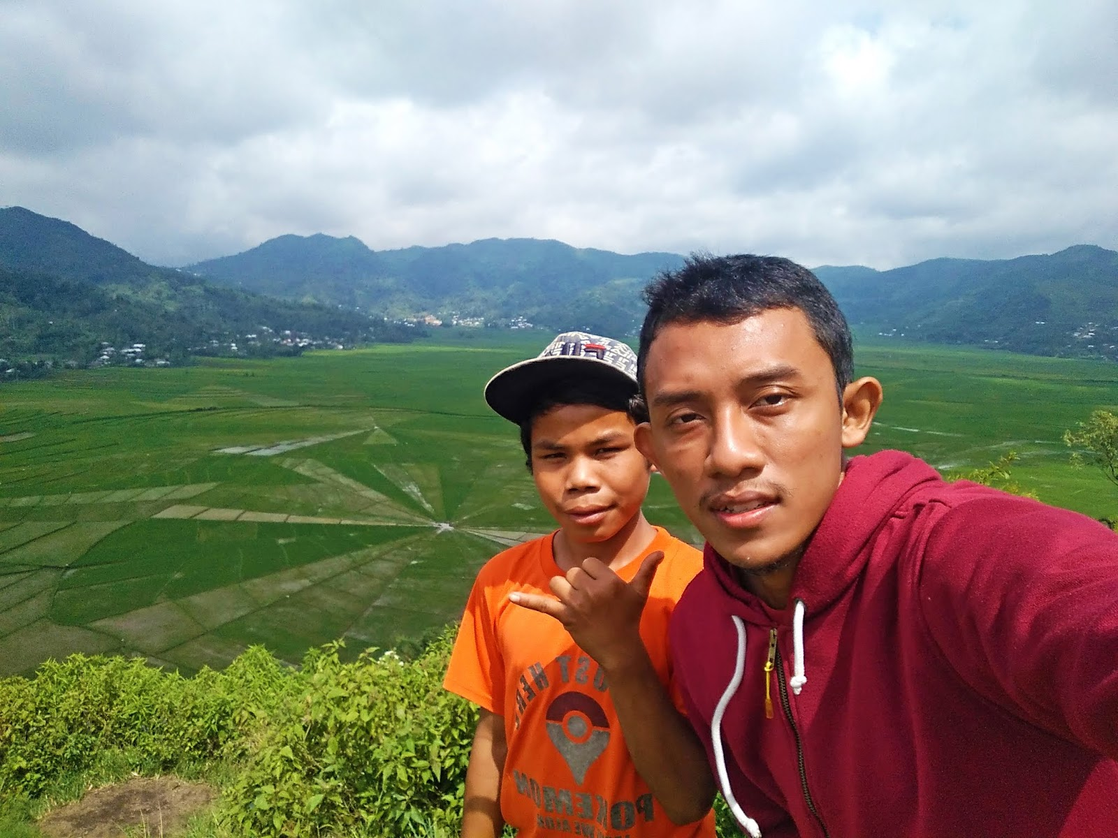 guide sawah lodok cancar