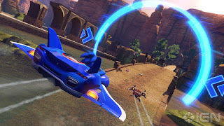 Sonic & All Stars Racing Transformed Android APK