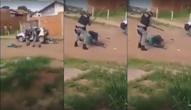 """VIDEO, Elementos del ejercito someten y le dan una """"calentadita"""" a sicarios detenidos."""