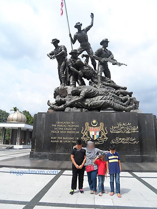Tempat Pelancongan Menarik PERCUMA di Kuala Lumpur-Selangor-Putrajaya