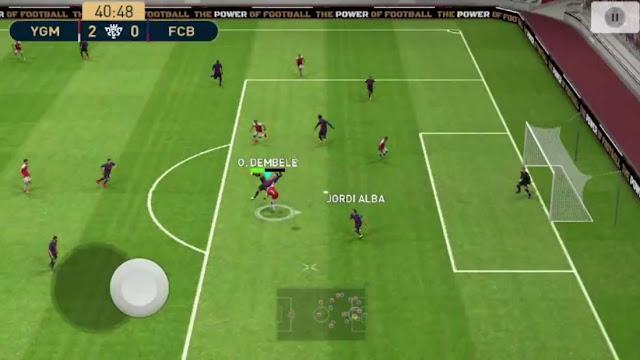 تحميل لعبة بيس 2019 للاندرويد تعليق عربي بدون نت