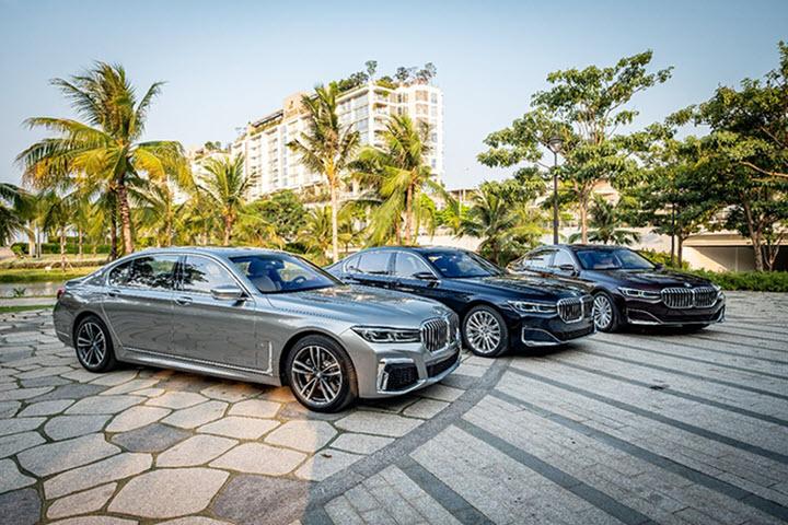 Những tính năng nổi bật trên ba phiên bản BMW Series 7