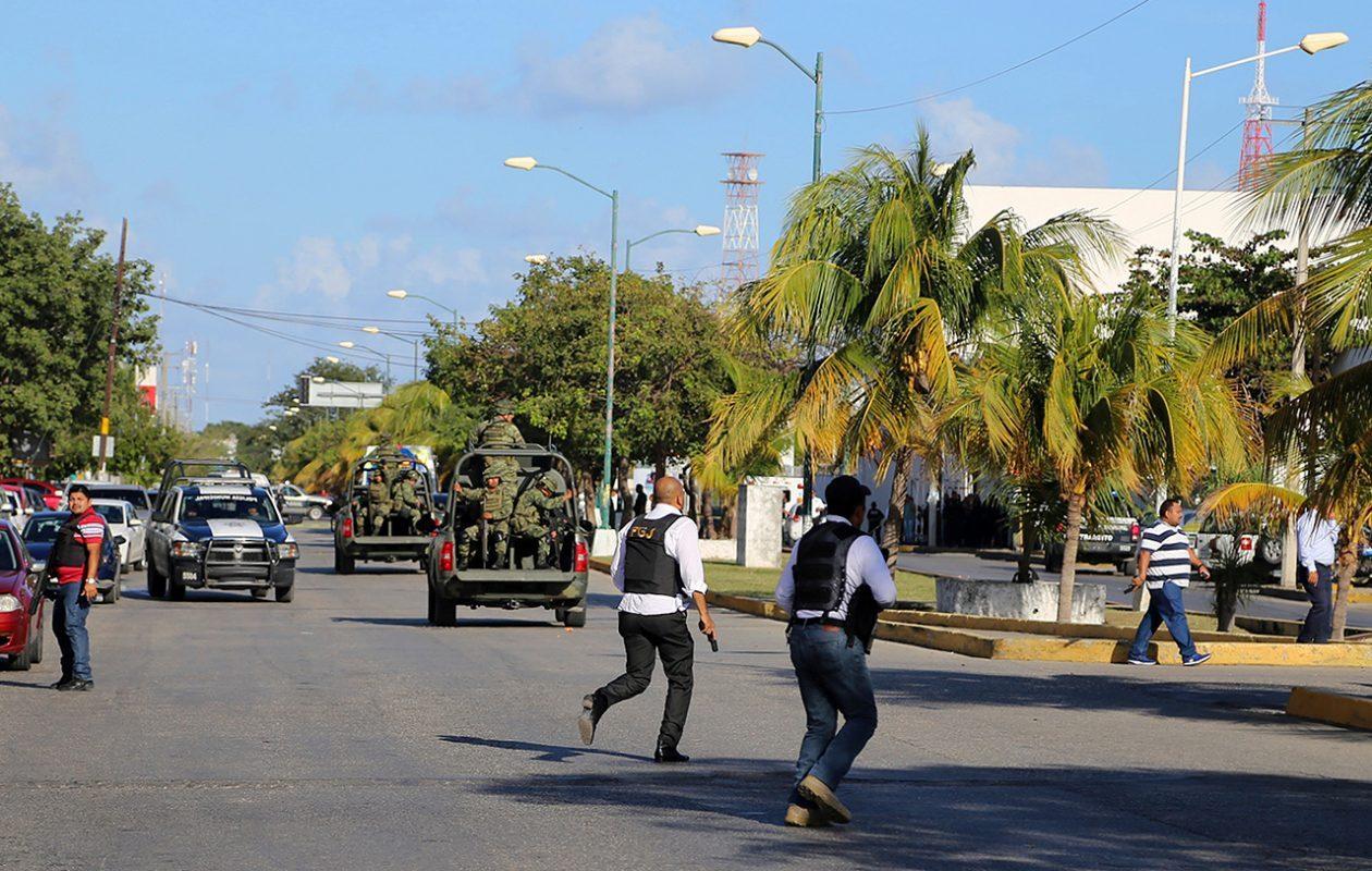 Cancún 2018: 55 ejecuciones de cárteles en 50 días