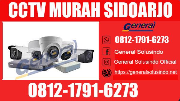 CCTV Murah Wonoayu Sidoarjo Terlengkap dan Bergaransi
