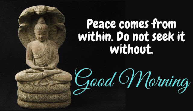 good morning gautam buddha quotes in english