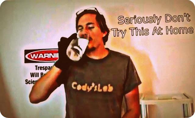 CodyDon Reeder, Seorang Youtuber Yang Tidak Tewas Karena Minum Sianida