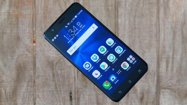 Android 8.0 Oreo update start rolling out to ASUS ZenFone 3 Zoom