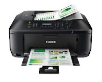 Canon PIXMA MX455 Printer Driver