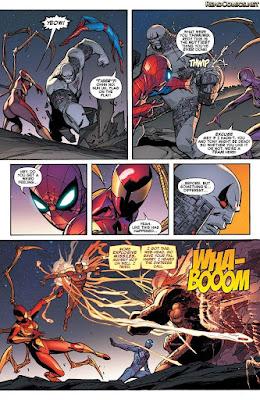 Reseña de Marvel Saga. El Asombroso Spiderman 53. Asalto al Poder de Dan Slott - Panini Comics