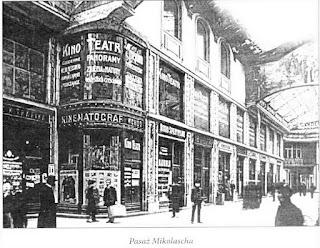 Pasaż Mikolascha Lwów