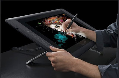 tablette graphique cintiq Wacom