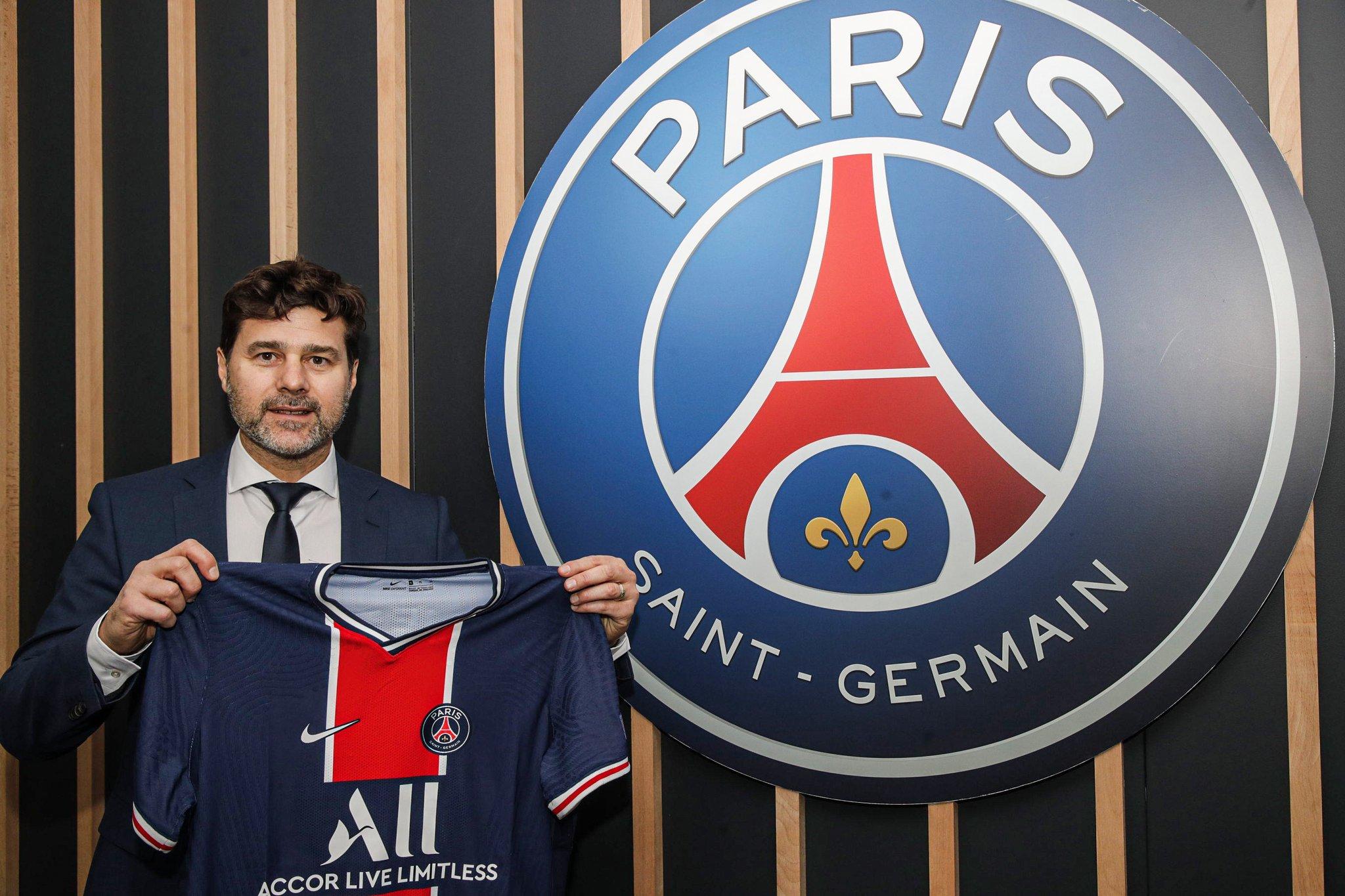 Mauricio Pochettino inicia su ciclo como entrenador del París Saint Germain