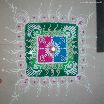 Download Deep Jyoti Rangolis