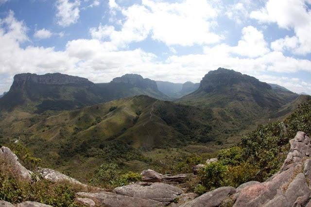 Chapada Diamantina é indicada como uma das 20 maravilhas naturais do mundo (Foto: Reprodução/Facebook)