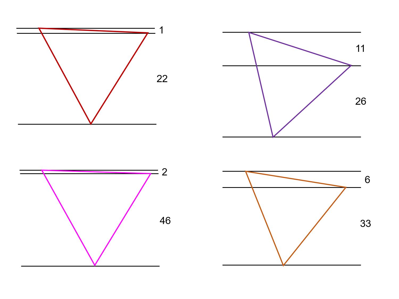 Median Don Steward Mathematics Teaching Three Parallel Lines