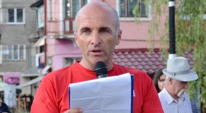 Petru Ariciuc și-a lansat oficial candidatura pentru Primăria Vatra Dornei
