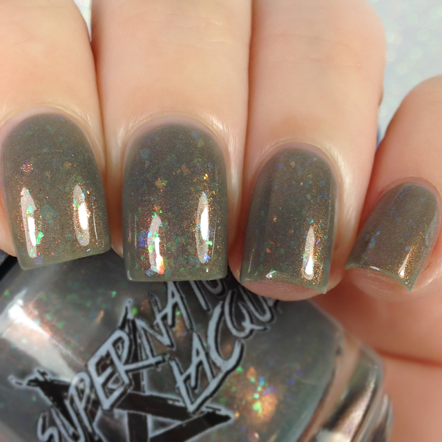 Supernatural Lacquer-Found My Heart in Tirnanoc